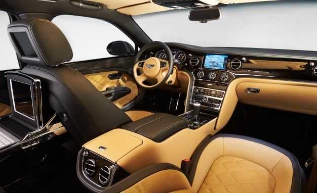 This Is the Best Car Interior Money Can Buy