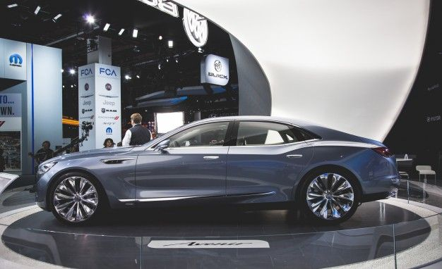 Buick To Introduce Avenir As Top Trim Level News Car And Driver