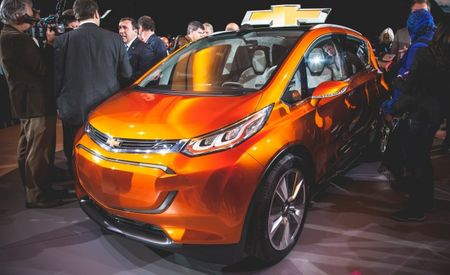 Chevy Bolt Could Get a Different, Less-Confusing Name