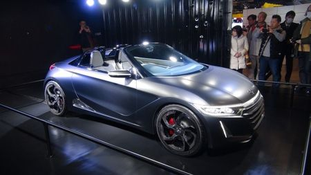 Will Honda's New S660 Roadster Repeat the Beat?
