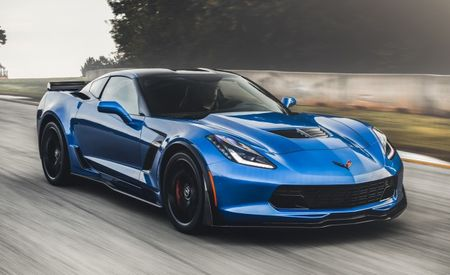 Fahrenheit Z06: The Maximum Operating Temperatures for the Corvette Z06 Are Insane