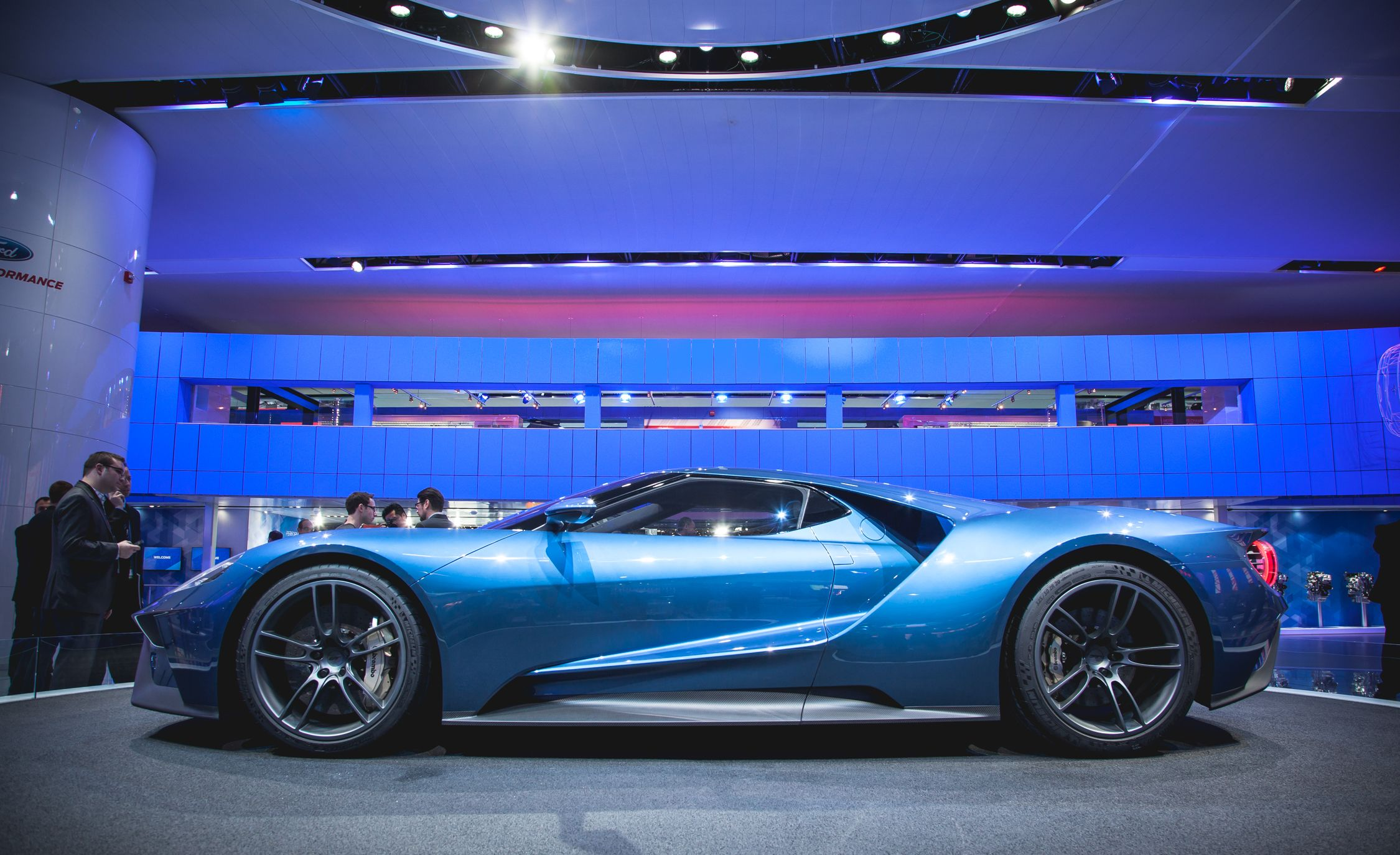 Ford Gt The Facts Slide