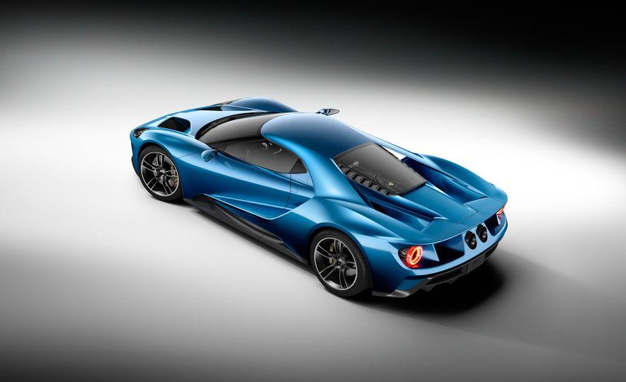 2017 Ford GT - Slide 30