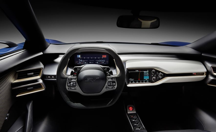 2017 Ford GT - Slide 34