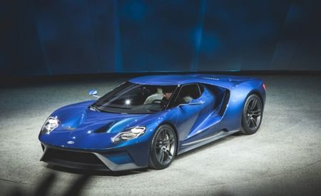 It 8217 S The 2017 Ford Gt