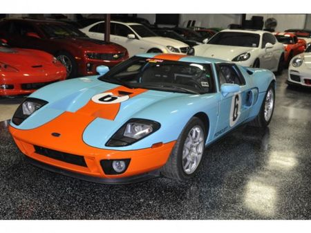 Most Expensive Ford GT You May Never Want to Drive. Now for Sale on eBay