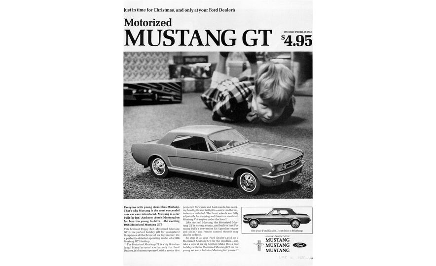 Baby Book: 13 Developmental Milestones of the Ford Mustang's Formative Years - Slide 11