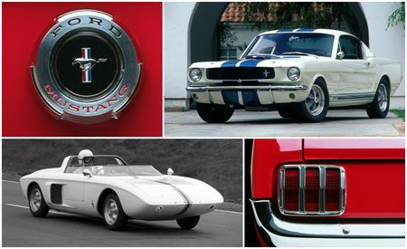 Baby Book: 13 Developmental Milestones of the Ford Mustang's Formative Years