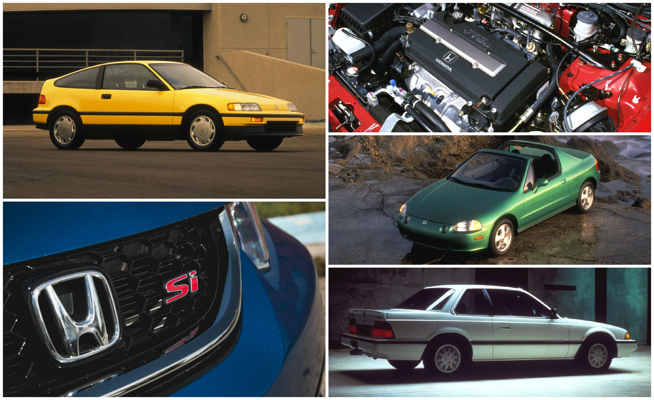 Kicking In The History Of Honda Si Cars In America
