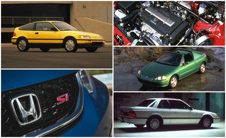 Kicking In: The History of Honda Si Cars in America