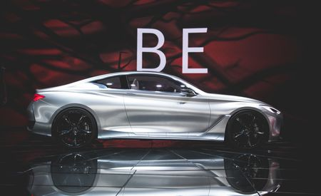 Infiniti Q60 Coupe Concept: Going for Baroque – Official Photos and Info