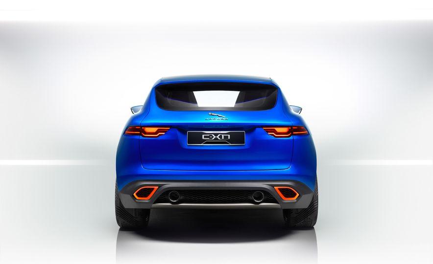 2017 Jaguar F-pace (spy photo) - Slide 34