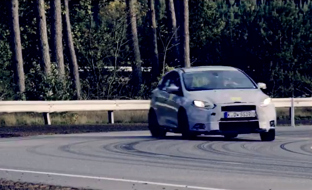 Watch Ken Block Hoon the All-New AWD Ford Focus RS