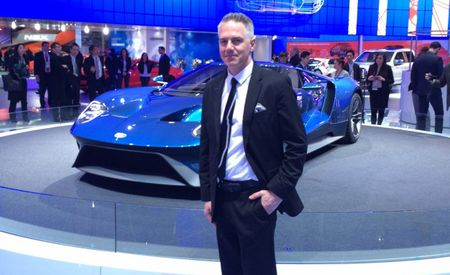 Q&A with Ford GT Chief Engineer Kip Ewing