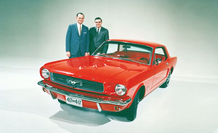 Baby Book: 13 Developmental Milestones of the Ford Mustang's Formative Years - Slide 5