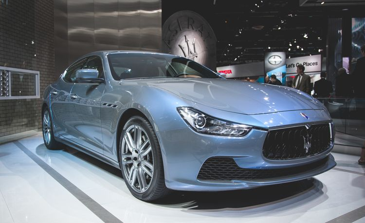 Want a Maserati With That Suit? Ermenegildo Zegna Christens Special-Edition Ghibli