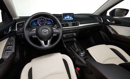 The Best Car Interior Available for Under $30,000 Is in a Mazda
