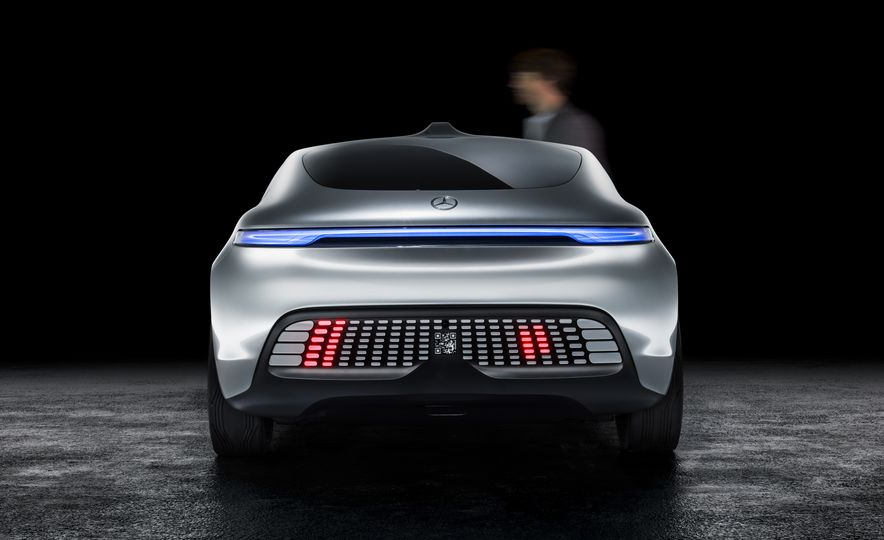 Mercedes-Benz F 015 Luxury in Motion concept - Slide 47