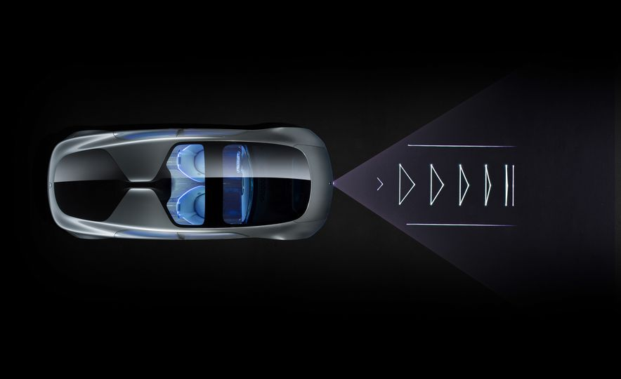 Mercedes-Benz F 015 Luxury in Motion concept - Slide 62