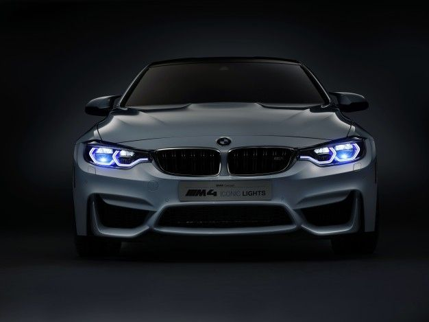 bmw uses frickin lasers for high beams that don t blind news