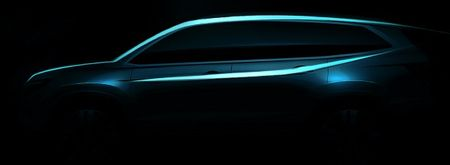 All-New Honda Pilot (and Ridgeline Teaser) Coming to 2015 Chicago Auto Show