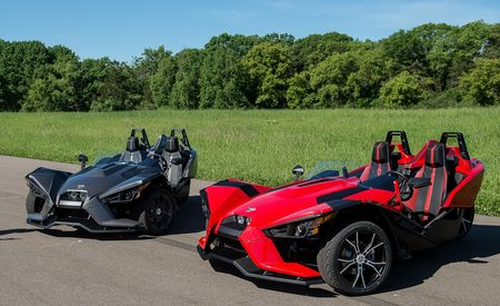 Polaris Slingshot Three-Wheeler – First Drive Review