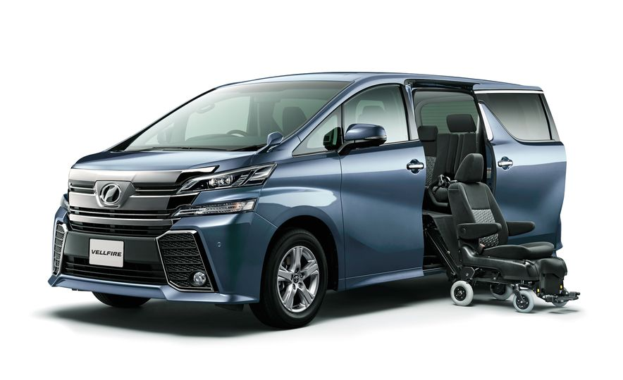 Toyota Alphard Executive Lounge hybrids (JDM-spec) - Slide 15