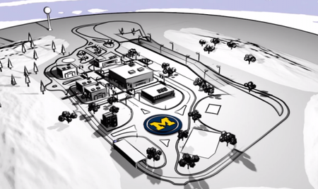 Connected-Car Test Track to Open at University of Michigan