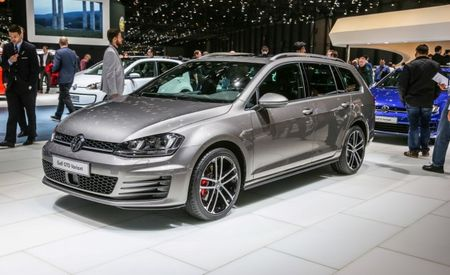 Lo, A Unicorn is Born: Volkswagen Debuts Sporty GTD Diesel Station Wagon
