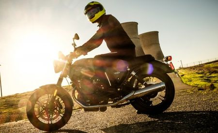 Year of the Goose, Part 1: An Experiment in Motorcycling