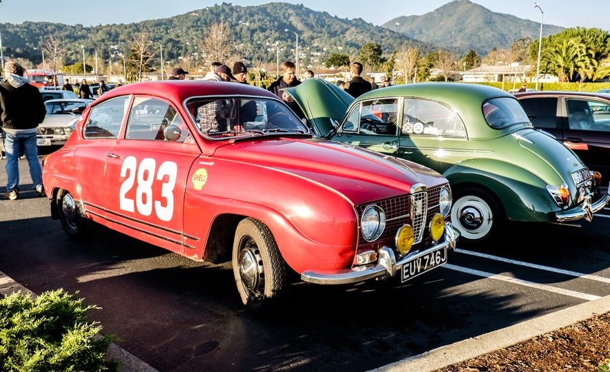 New Year, Vintage Cars: We Head Out on the 2015 Anti-Football Run Road Rally - Slide 11