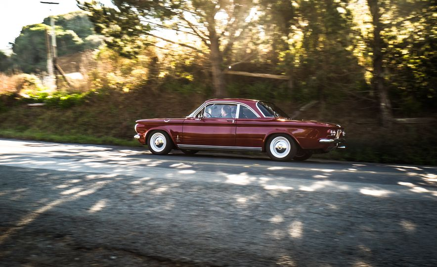 New Year, Vintage Cars: We Head Out on the 2015 Anti-Football Run Road Rally - Slide 29