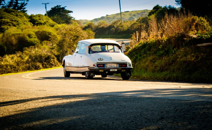 New Year, Vintage Cars: We Head Out on the 2015 Anti-Football Run Road Rally - Slide 32