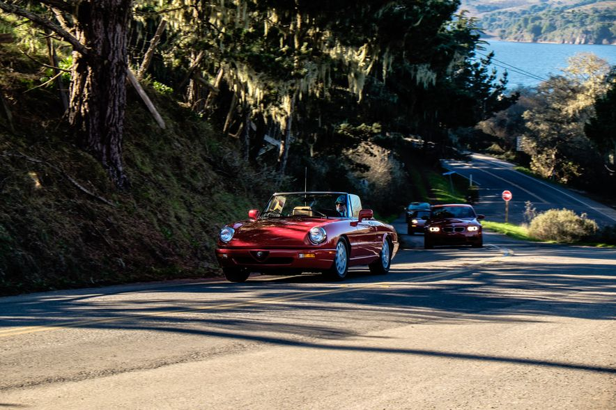 New Year, Vintage Cars: We Head Out on the 2015 Anti-Football Run Road Rally - Slide 33