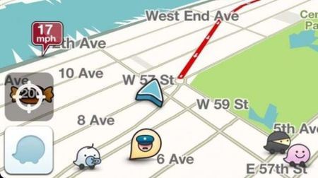 Cops to Waze: Stop Reporting Our Locations