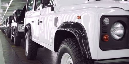 Video: See How Land Rover Assembles the Iconic Defender By Hand