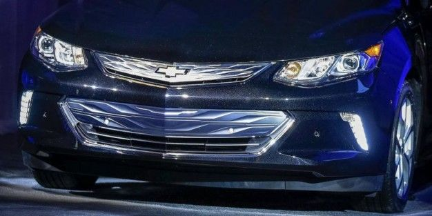 Chevy Bolt: $30K, 200-Mile All-Electric Crossover Coming to Detroit