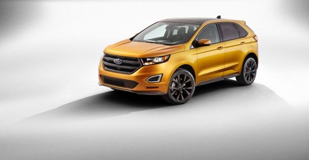 Ford Releases Power And Mpg Ratings For Edge Sport News Car And Driver