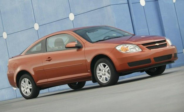 Chevrolet Cobalt Recalled Again for Airbags, Not Related to Ignition Switch