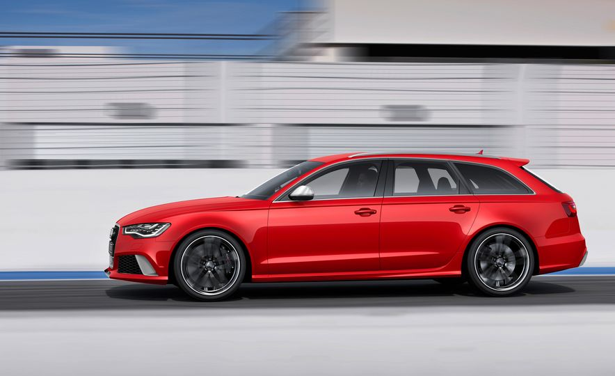 MTM Audi RS6 Avant - Slide 9