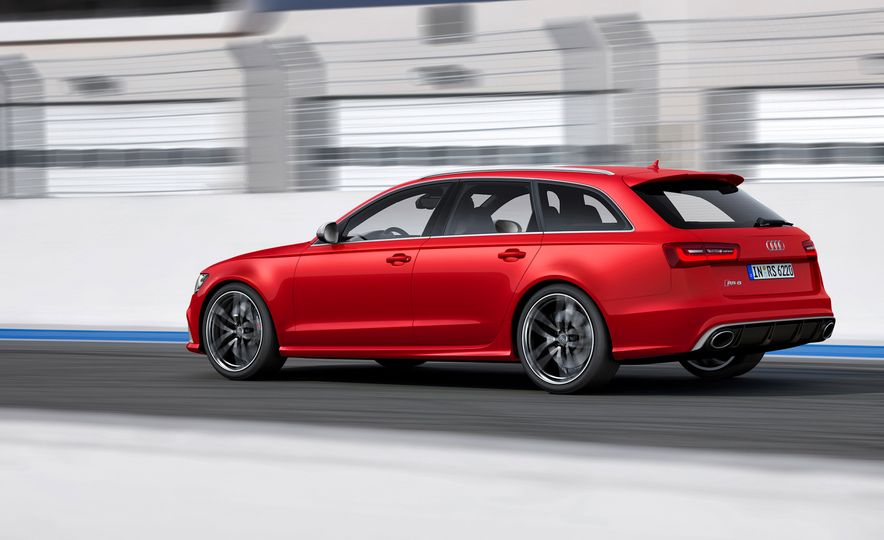 MTM Audi RS6 Avant - Slide 10