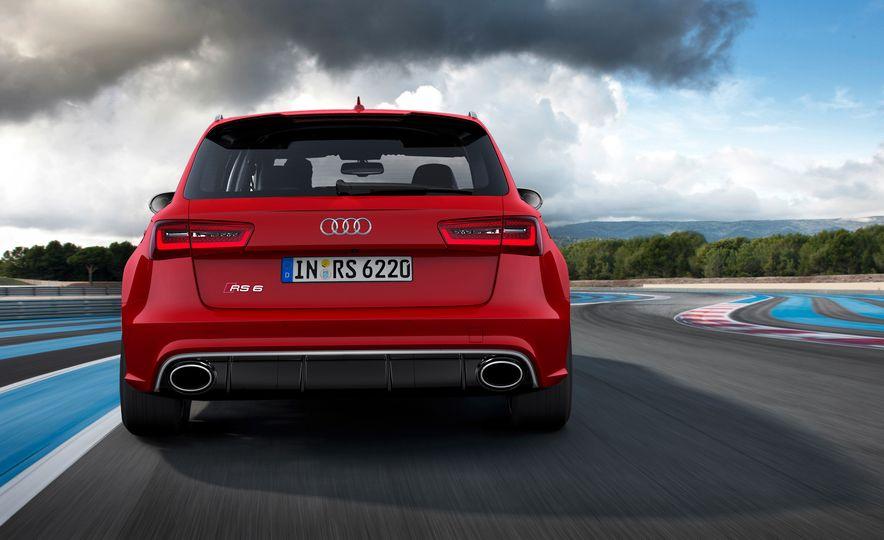 MTM Audi RS6 Avant - Slide 11