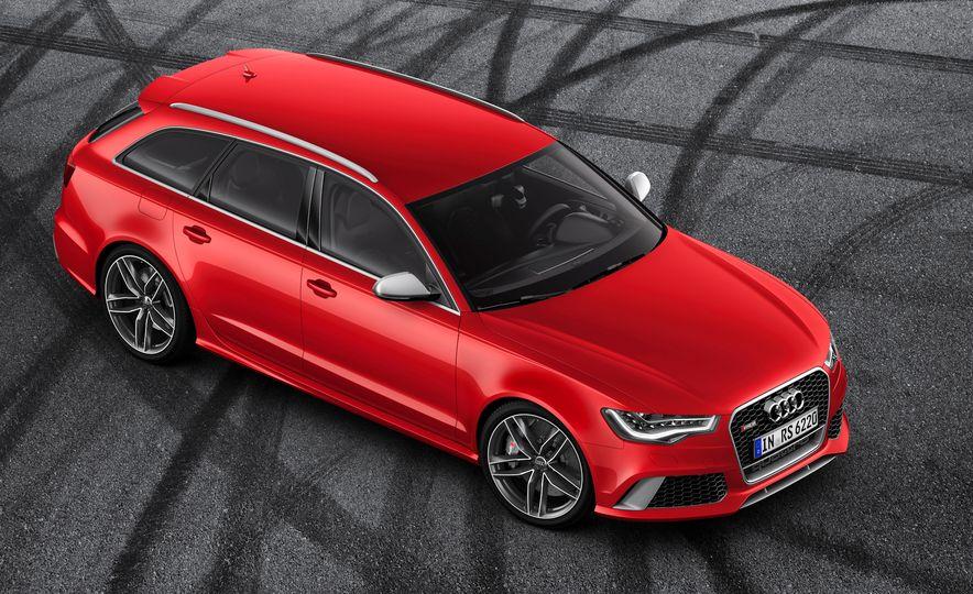 MTM Audi RS6 Avant - Slide 15