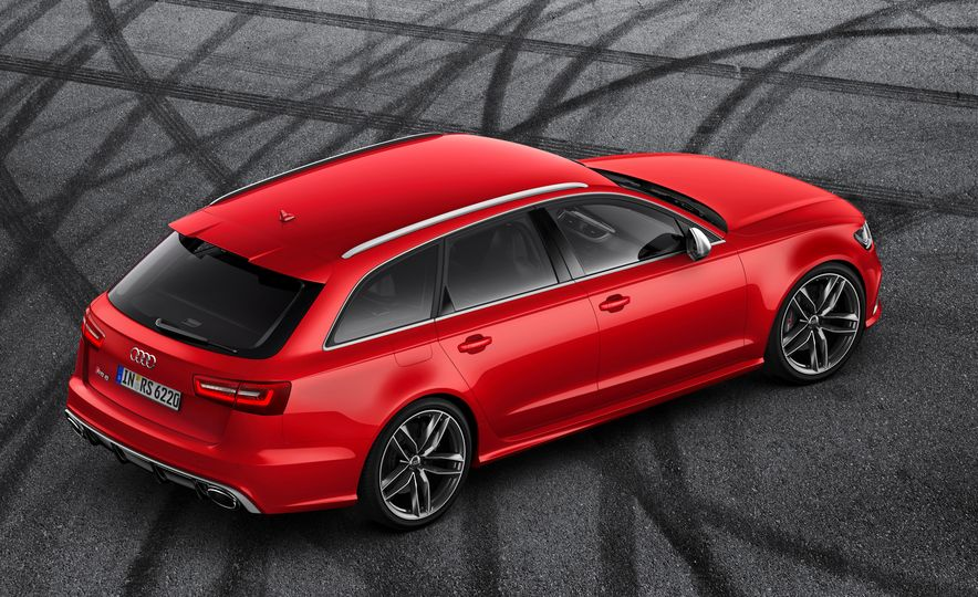 MTM Audi RS6 Avant - Slide 16