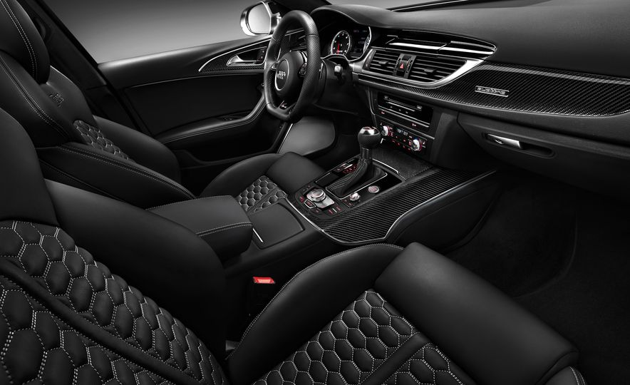 MTM Audi RS6 Avant - Slide 20