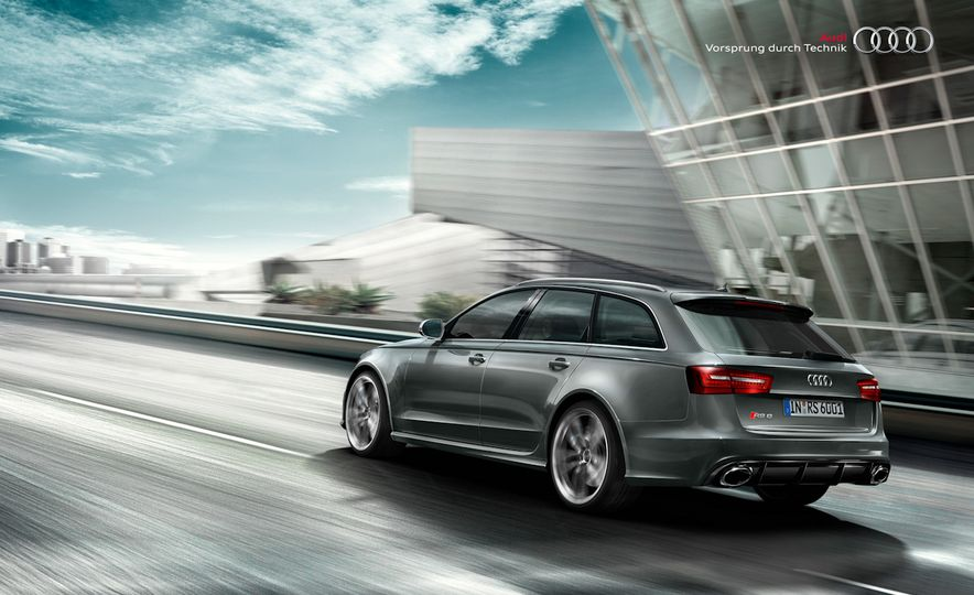 MTM Audi RS6 Avant - Slide 27