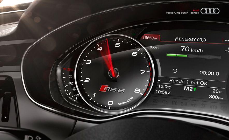MTM Audi RS6 Avant - Slide 29