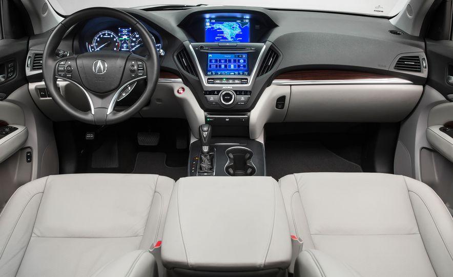 2016 Acura MDX - Slide 25