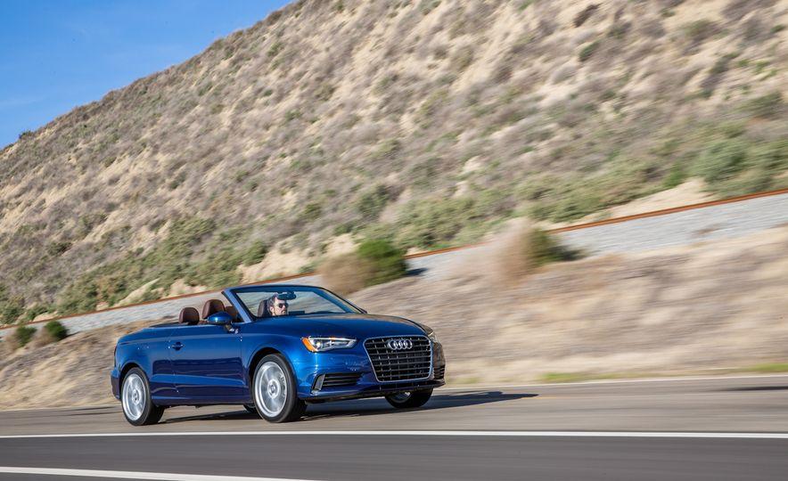 2015 Audi A3 Cabriolet 1.8T - Slide 5