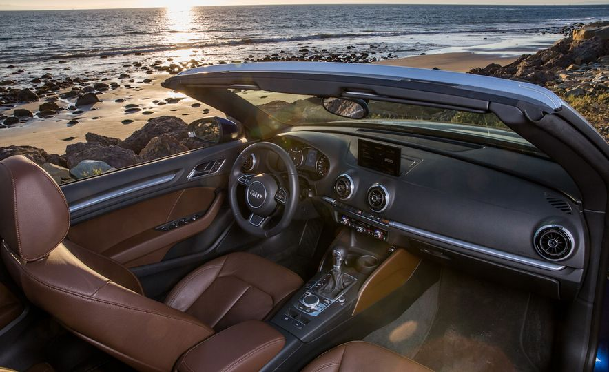 2015 Audi A3 Cabriolet 1.8T - Slide 27